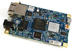 Adapteva - Parallella single-board computer with 16-core Epiphany chip and Zynq-7010 FPGA