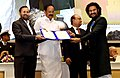Addinath Kothare Receiving The Rajat Kamal at the 66th National Awards For The Film 'Paani'.jpg
