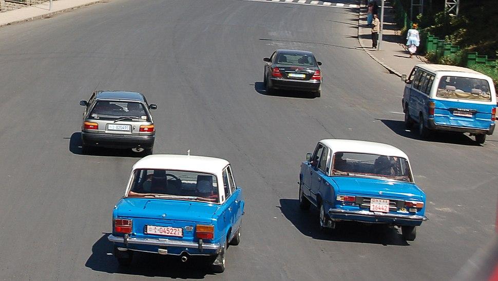 Addis Abeba Taxis (Sam Effron)