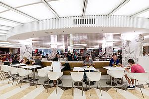 Adelaide Central Plaza - Image: Adelaide Central Plaza Food Court