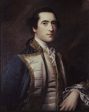 Robert Digby (Royal Navy officer) - Admiral Digby