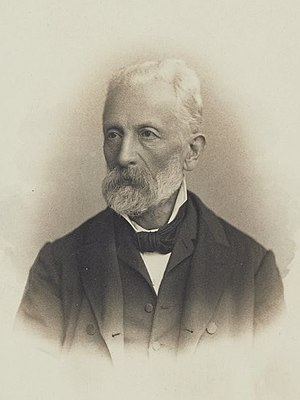 Adolf Bastian - Adolf Bastian, 1892