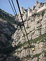 Aeri de Montserrat, both cars.jpg