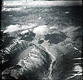 Aerial photographs of Tibet with river in October 1980, Tibet & Nepal (5179897299) (cropped).jpg