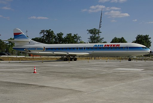 Aeroscopia - Caravelle 12 Air Inter