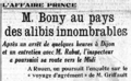 Affaire Prince - Bonny - L'Intransigeant - 9 avril 1934.png