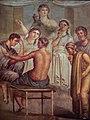 Affreschi romani - pompei - alcesti e admeto.JPG