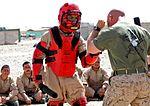 Afghan recruits learn baton techniques for defense, crowd control 110420-M-LU513-048.jpg