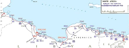 Pursuit of the Axis forces through Egypt and Libya (click to enlarge) AfricaMap5.jpg