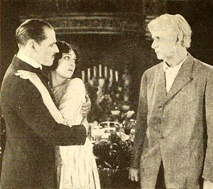 After the Show (film) - Still with Jack Holt, Lila Lee, and Charles Ogle