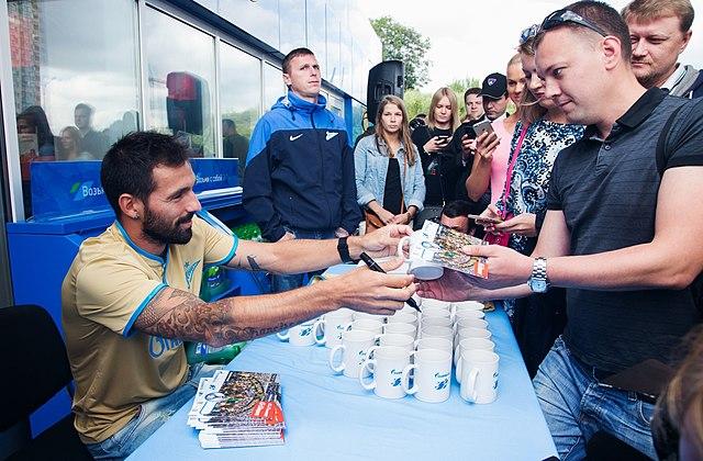 Интерес кДанни проявляют «Краснодар» и«Динамо»