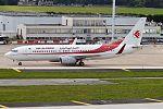 Air Algerie, 7T-VJO, Boeing 737-8D6 (28390156531).jpg