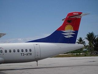 Air Kiribati Flag Carrier of Kiribati