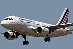 Airbus A319-111 Air France F-GRHG (8733140504).jpg