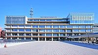 Akita City Hall main building 20190114.jpg