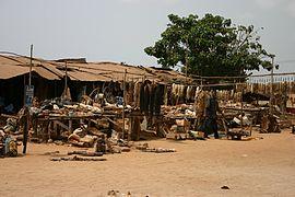 Akodessawa Fetish Market 2005