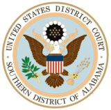 Seal of the United States District Court for the Southern District of Alabama