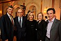 Alan Krueger, Alan Greenspan, Andrea Mitchell, Senator Kirsten Gillibrand, Jonathan Gillibrand (5621316821).jpg
