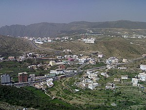 Al Bahah - Overview of Al Bahah