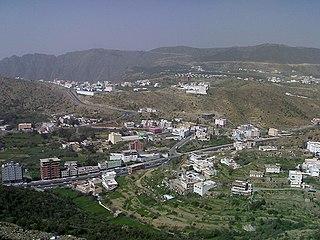 Al Bahah Place in Al-Bahah, Saudi Arabia