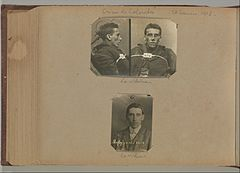Album of Paris Crime Scenes - Attributed to Alphonse Bertillon. DP263827.jpg