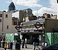 Aldgate East Underground Railway Station - geograph.org.uk - 512765.jpg