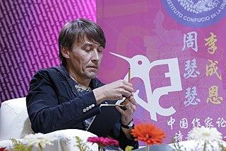 Aleš Šteger Slovenian writer