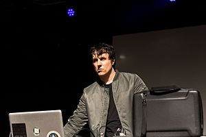 Alec Empire - Alec Empire at Nocturnal Culture Night festival 2016