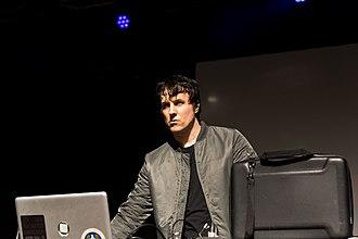 Alec Empire - Alec Empire at Nocturnal Culture Night festival 2016