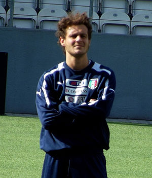 Alessandro Diamanti - Diamanti with Italy