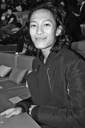 English: Alexander Wang at the 2009 Victoria's...