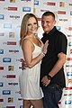 Alexis Texas with Mr. Pete at Sexpo Sydney, 2012.jpg
