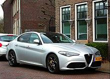 Alfa Romeo Giulia Wikipedia - Alfa romeo price range