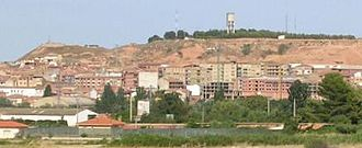 Alfaro, La Rioja - View of Alfaro