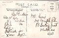 Alfred Denny, Victoria Dairy, Kew Gardens, c. 1910 (reverse) (6154023836).jpg