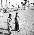 Algerian kids with palm trees.jpg