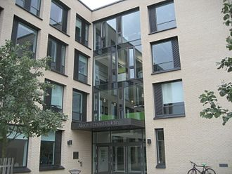 Sidgwick Site - The Alison Richard Building