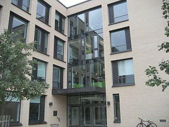 Nicholas Hare Architects - Alison Richard Building, Cambridge