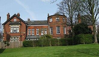Chapel Allerton - Allerton Hall from Stainbeck Lane