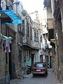 Alley with past scents in Alexandria.jpg