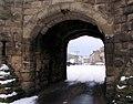 Alnwick, early-morning snow - geograph.org.uk - 1715594.jpg
