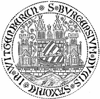 Wittenberg - Wittenberg's oldest coat of arms