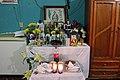 Altar de Hanal Pixán con Simbolismos Religiosos.jpg