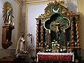 Altar lateral de la Iglesia de Santiago Apóstol, Noblejas - panoramio.jpg