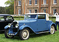 Alvis 1250 1645cc registered January 1932 at Turvey.JPG