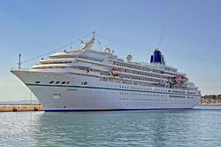 Die Amadea in Split