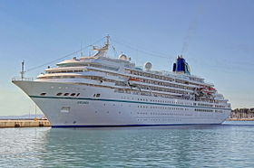 Amadea (ship, 1991) IMO 8913162; in Split, 2011-11-14 (2).jpg