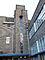 Ambachtsschool Gouda. Traptoren, glas-in-lood-ramen en klok.jpg