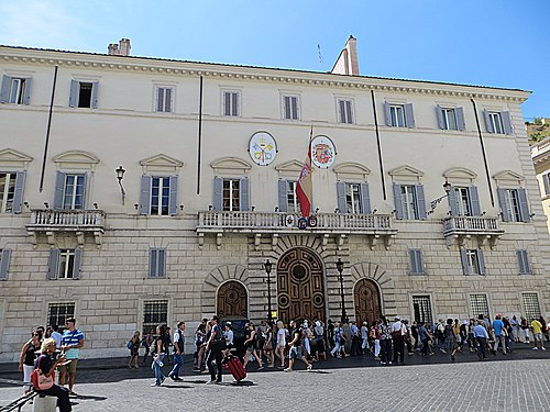 Embassy of Spain to the Holy See in Rome Ambasciata di Spagna Presso Santa Sede - panoramio.jpg