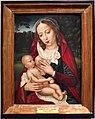 Ambrosius benson, madonna del latte, 1510 ca.jpg